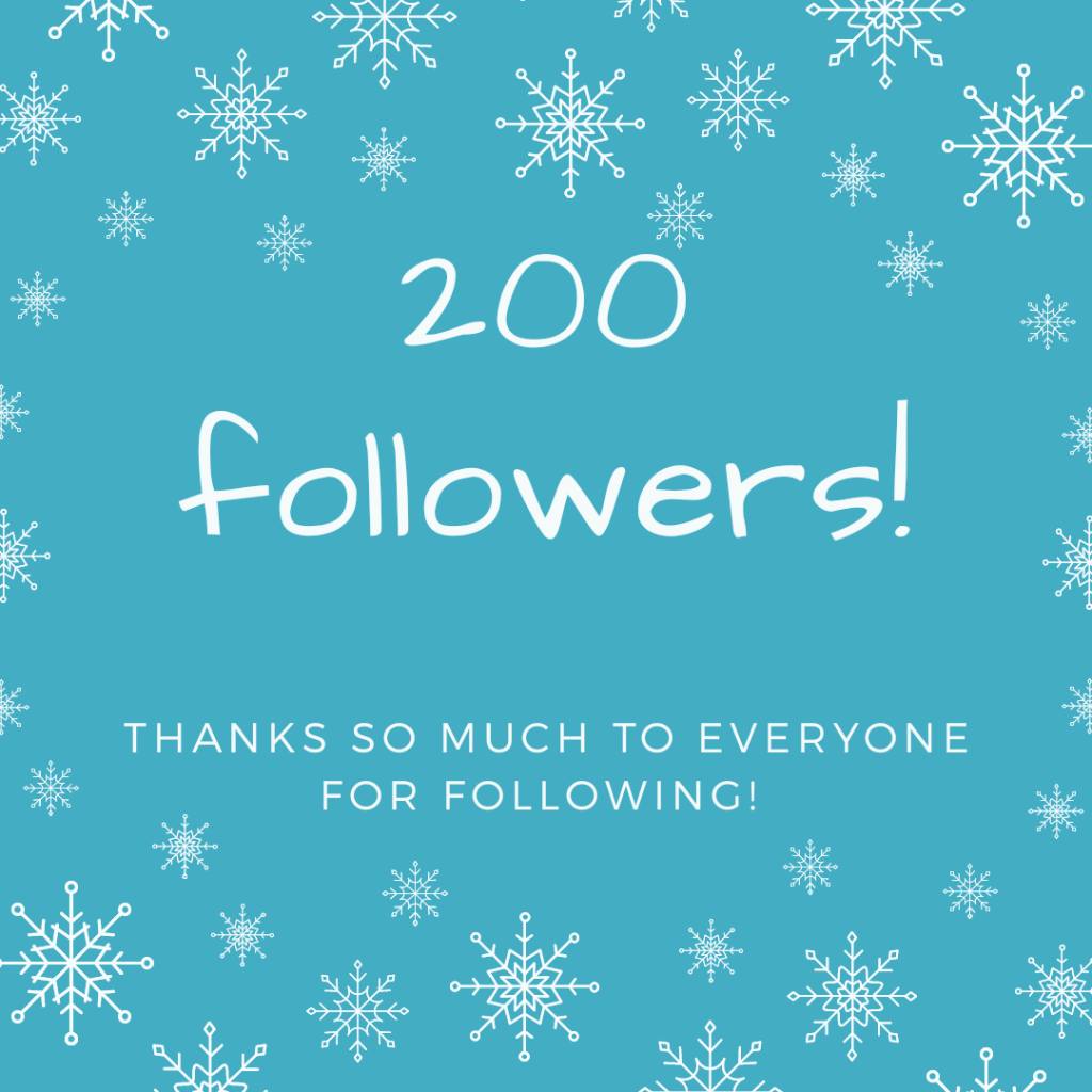 200 Instagram followers